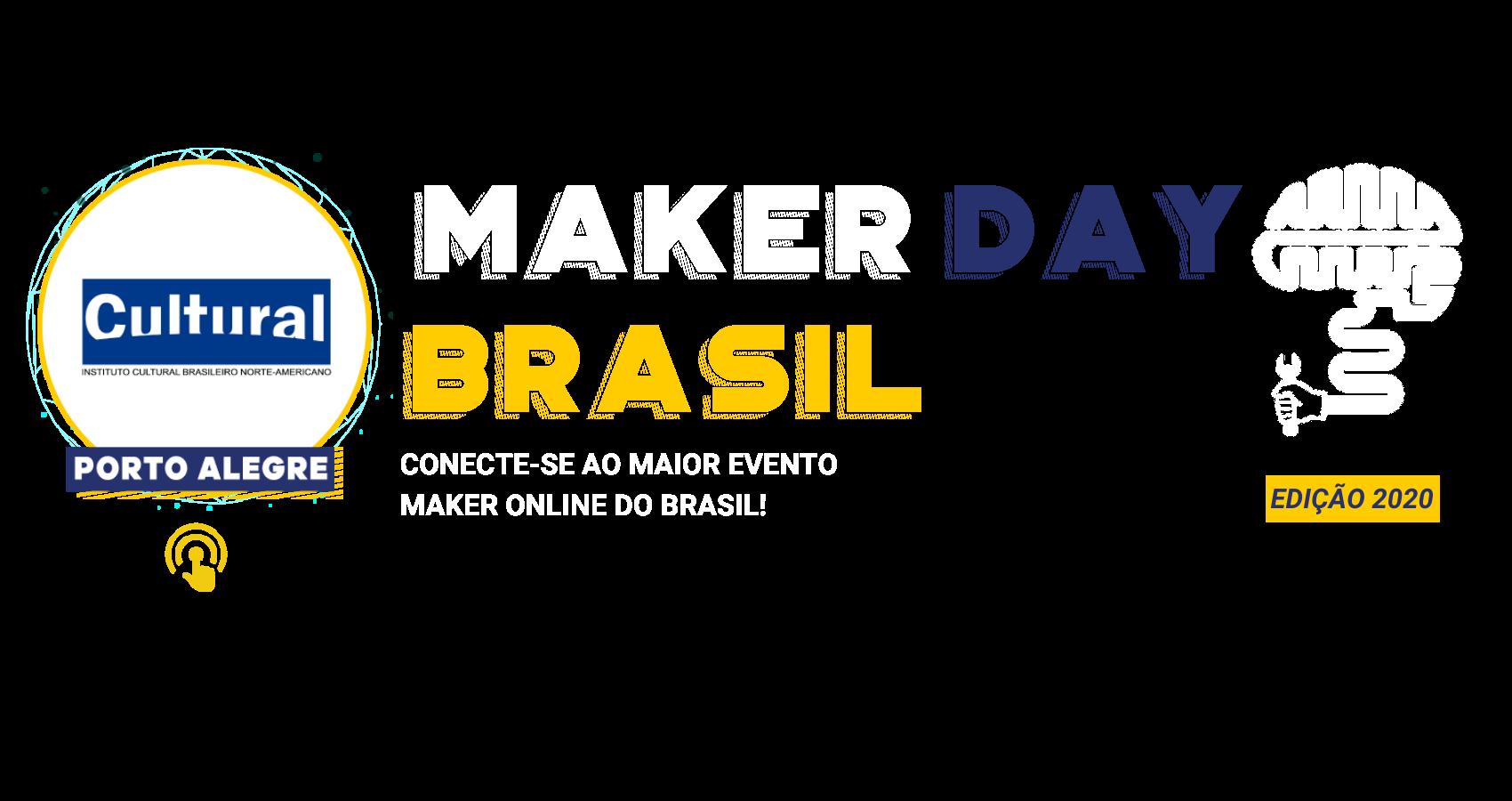 Maker Day Brasil Capa Porto Alegre