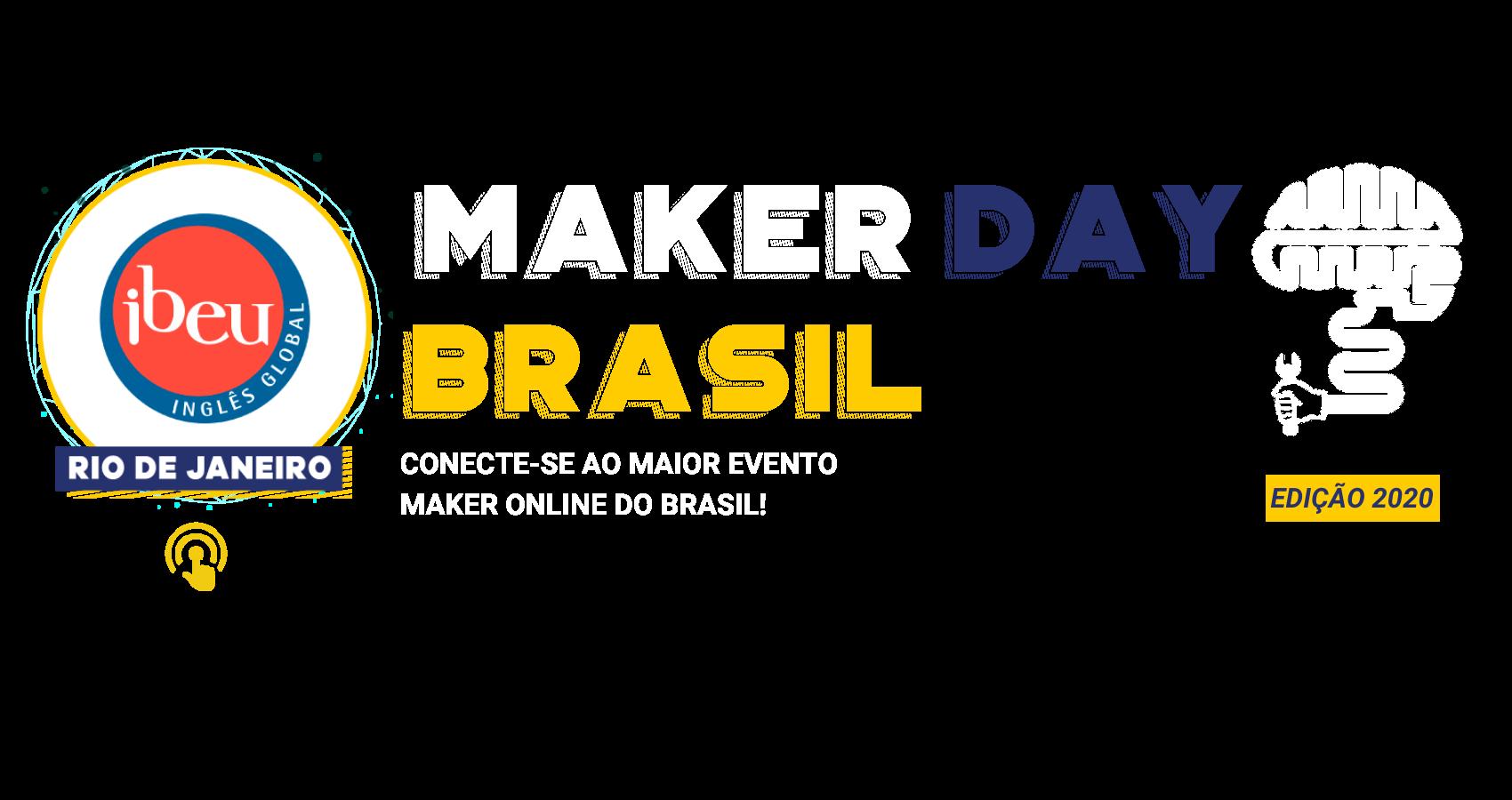Maker Day Brasil Capa Rio de Janeiro