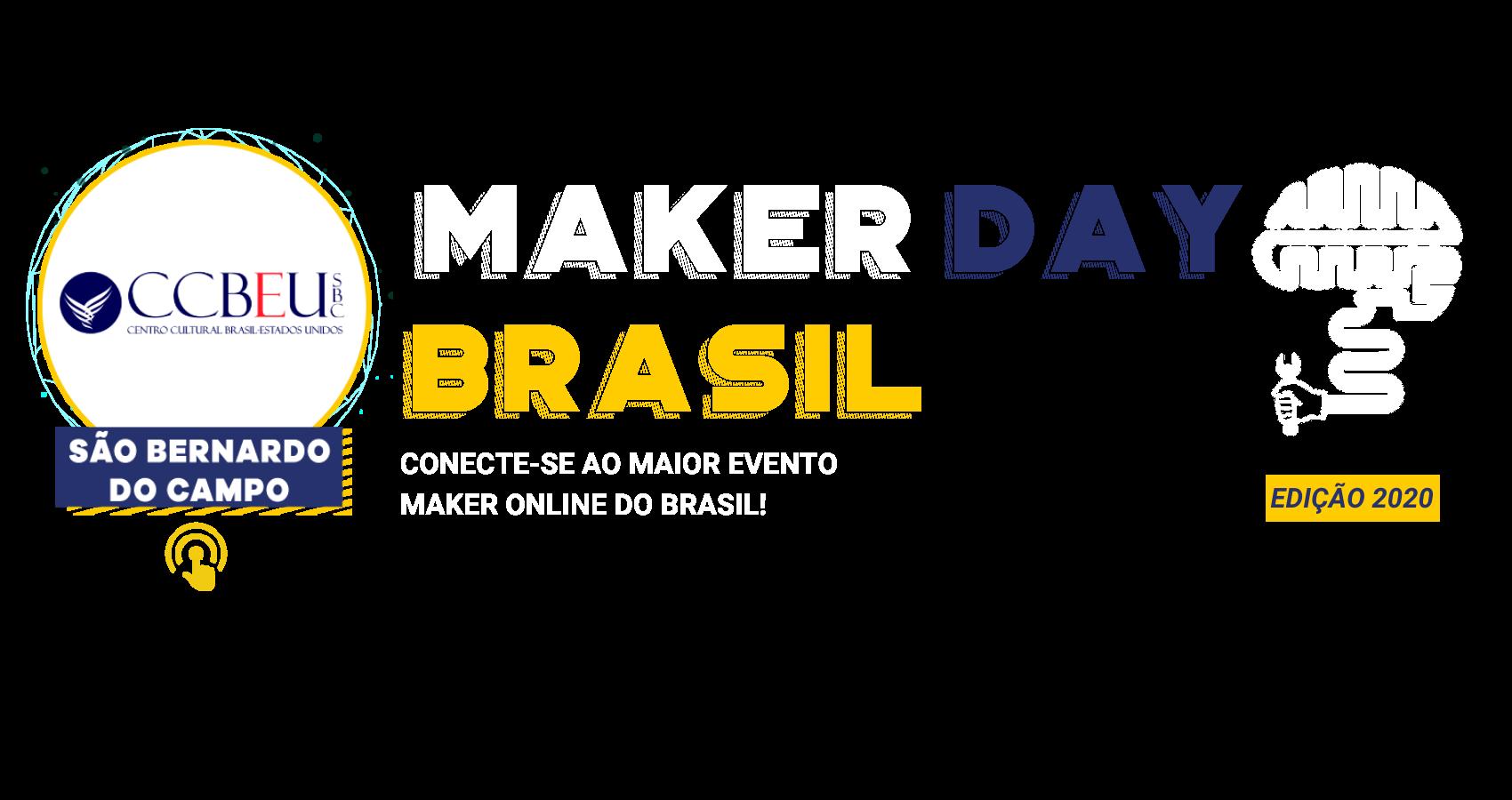 Maker Day Brasil Capa Sao Bernardo do Campo