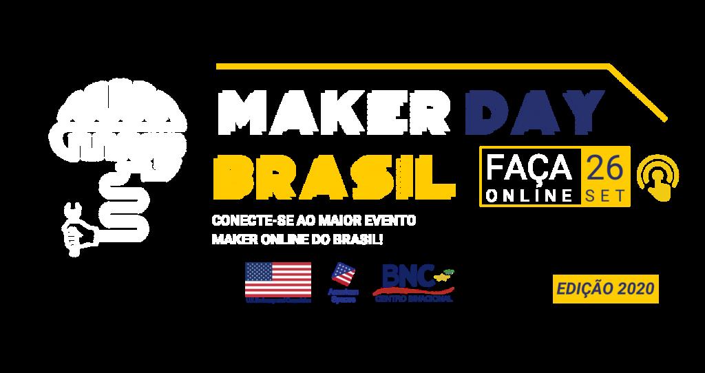 Maker Day Brasil Capa Transparente