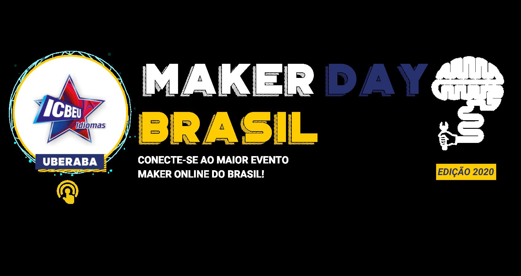 Maker Day Brasil Capa Uberaba
