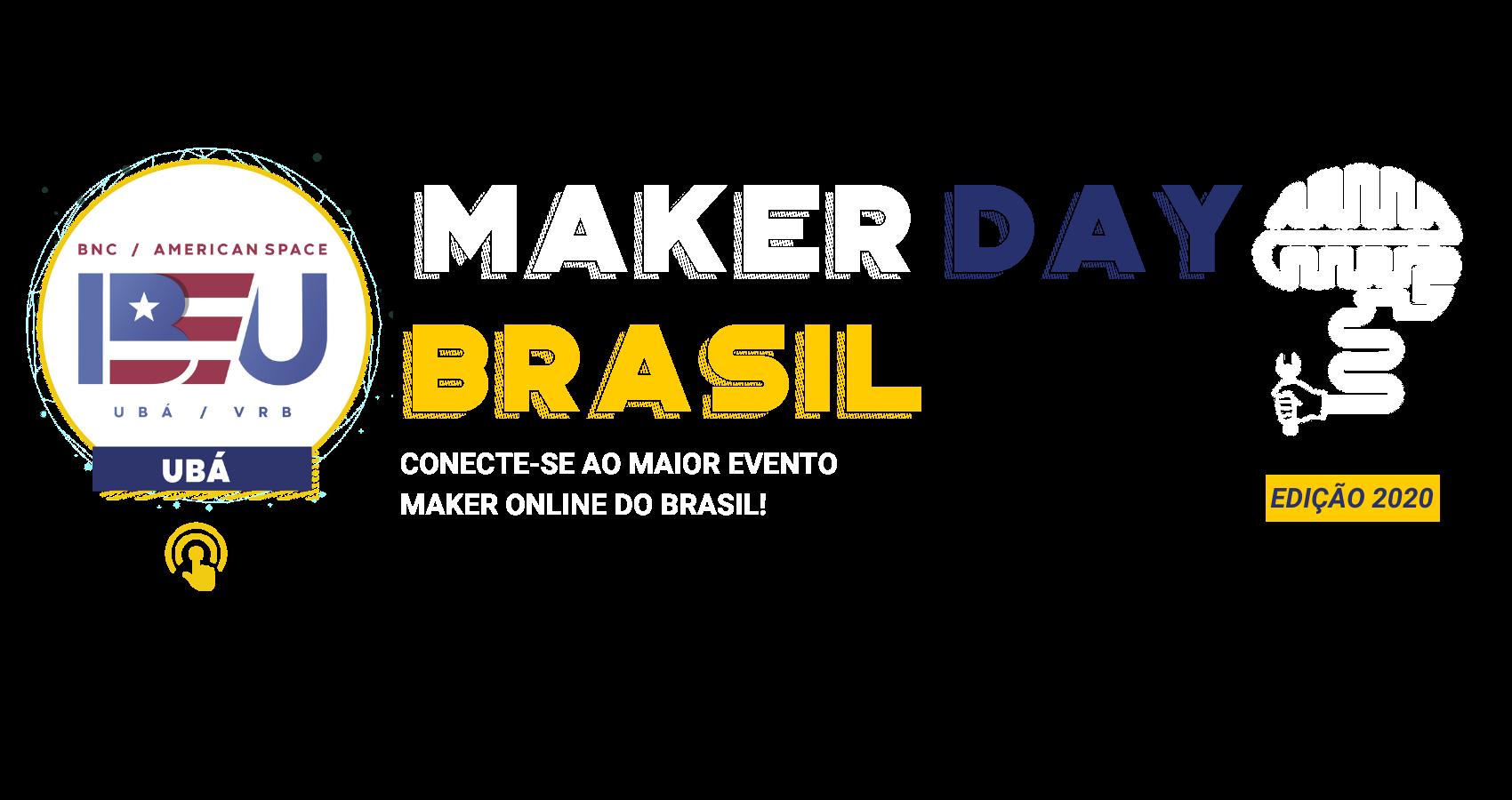 Maker Day Brasil Capa Ubá