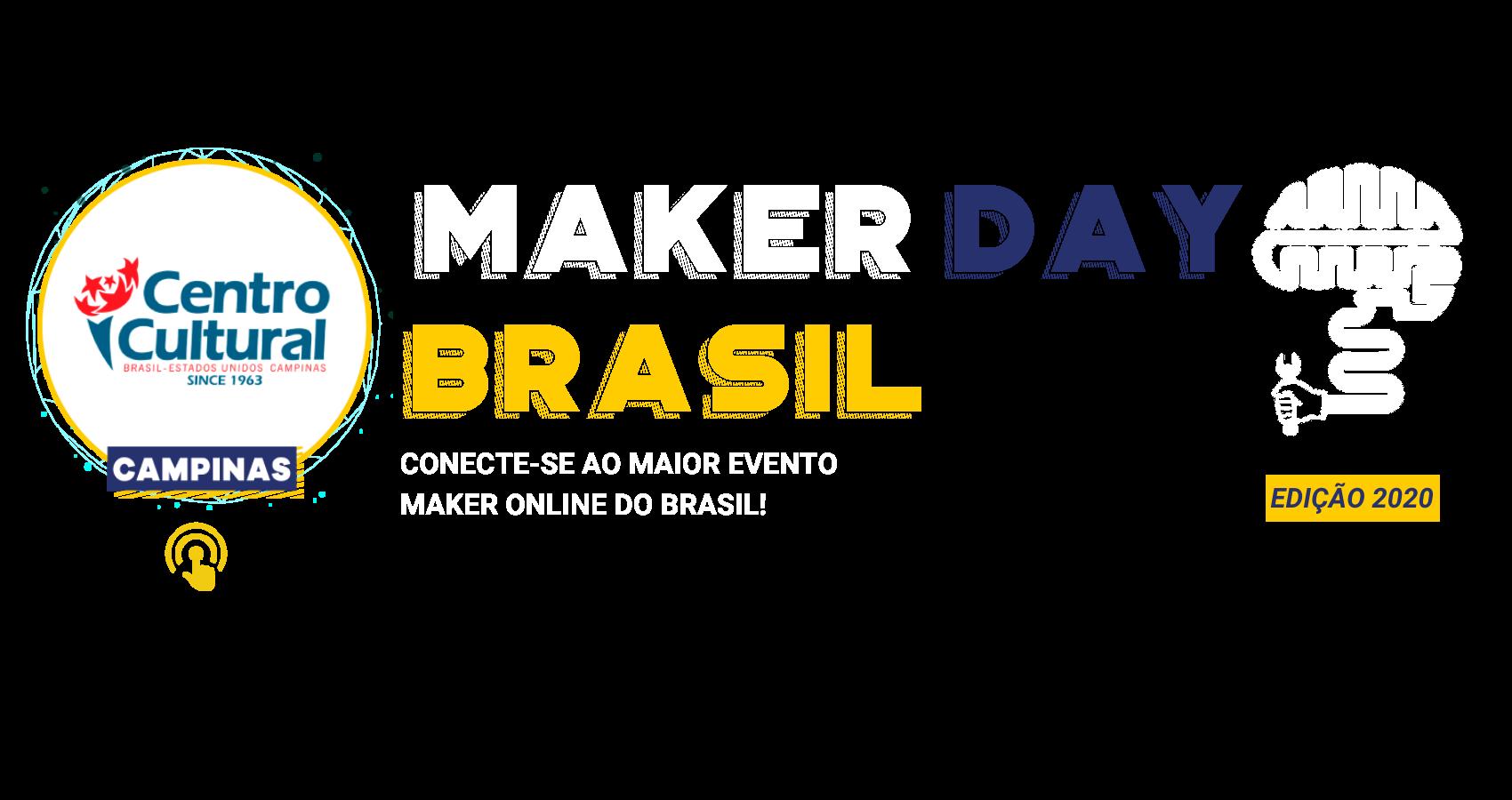 Maker Day Brasil Capa Campinas