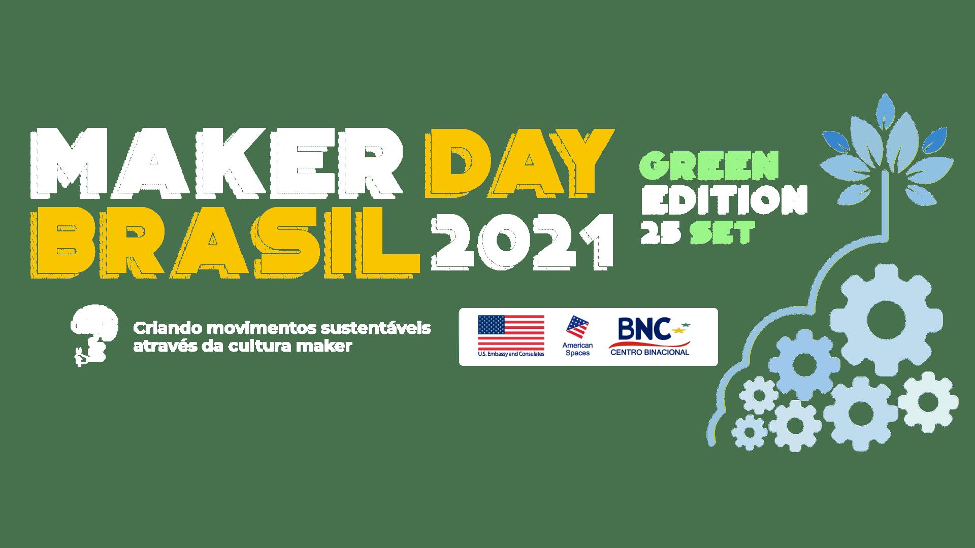 Maker Day Brasil Cover