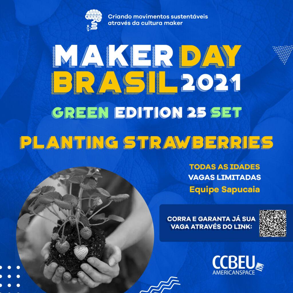 Franca - Planting Strawberries fdd