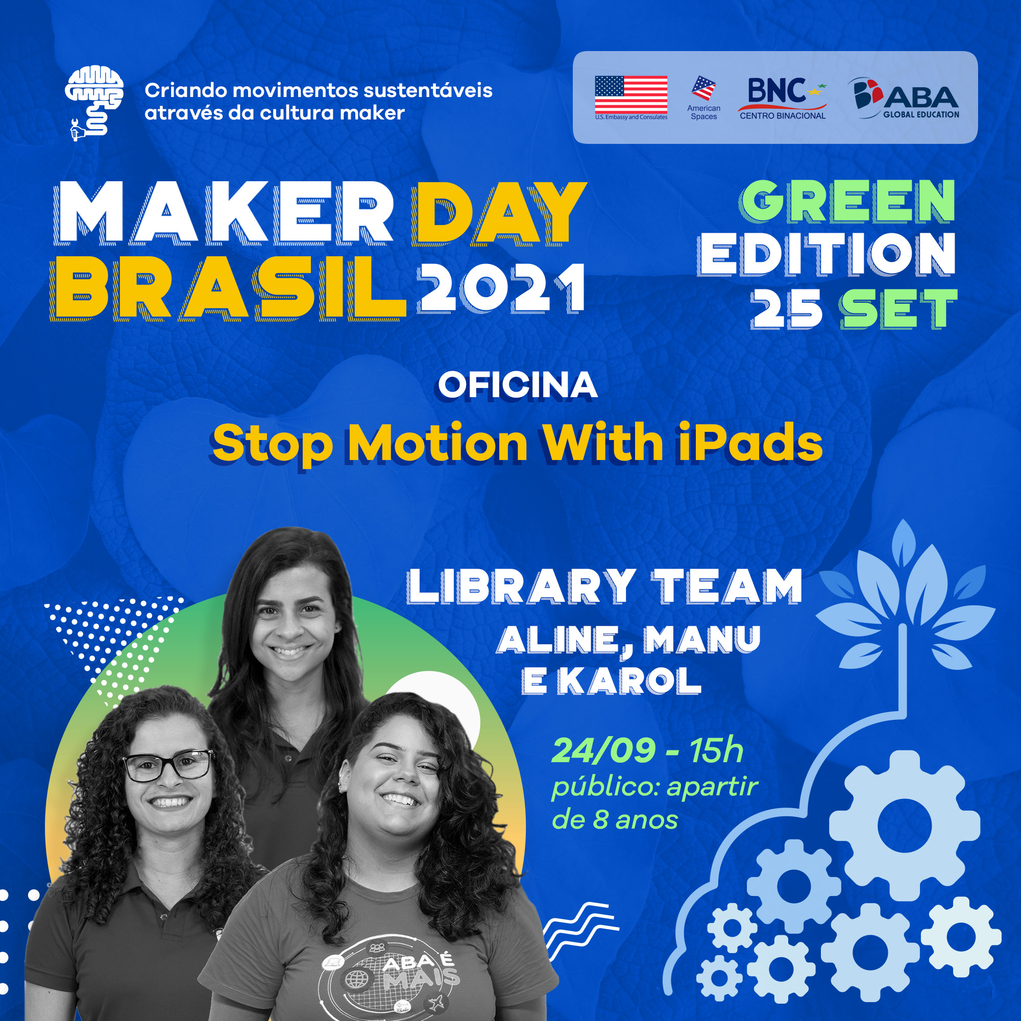Recife - Stop motion with ipads