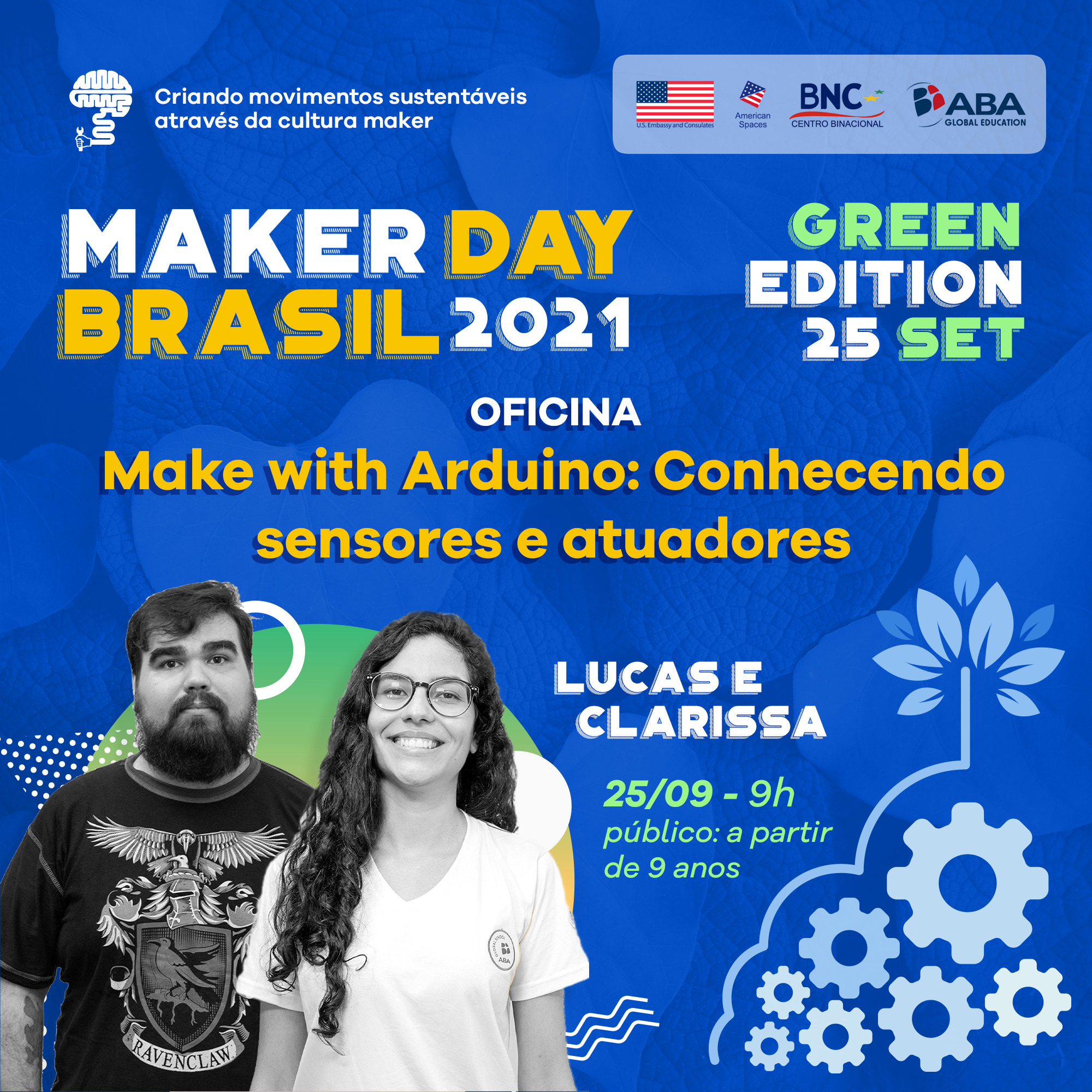 Recife - make with arduino